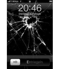 iPhone Glas+Display Reparatur